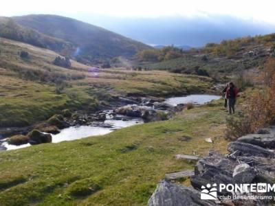 club de montaña en madrid, Parque Natural del Hayedo de Tejera Negra; ruta laguna grande gredos